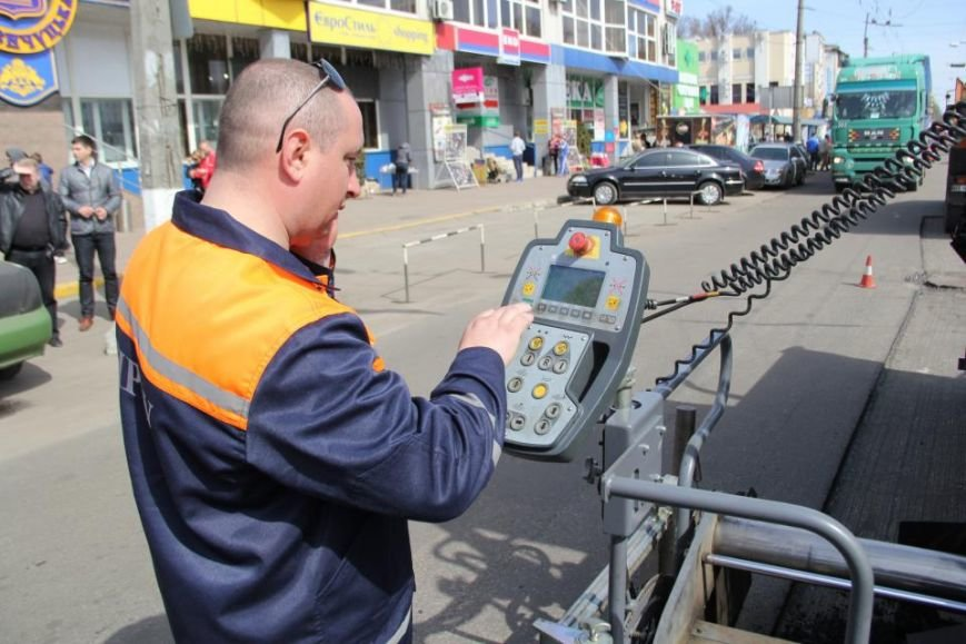 Если вы попали в пробку - радуйтесь! В Кременчуге ремонтируют дороги! (ФОТО), фото-2