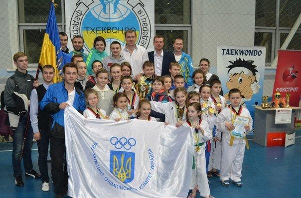 «Шлях ноги та руки». У Полтаві на всеукраїнському турнірі з тхеквондо випробують електронні шоломи (фото) - фото 2