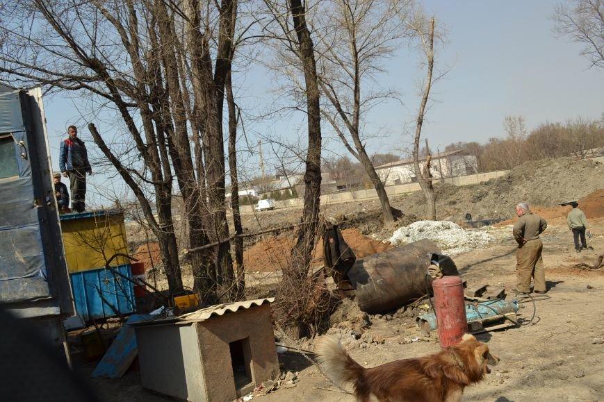 После расчистки пруда со стороны улицы Стрельникова в Кривом Роге разобьют сквер (ФОТО), фото-11