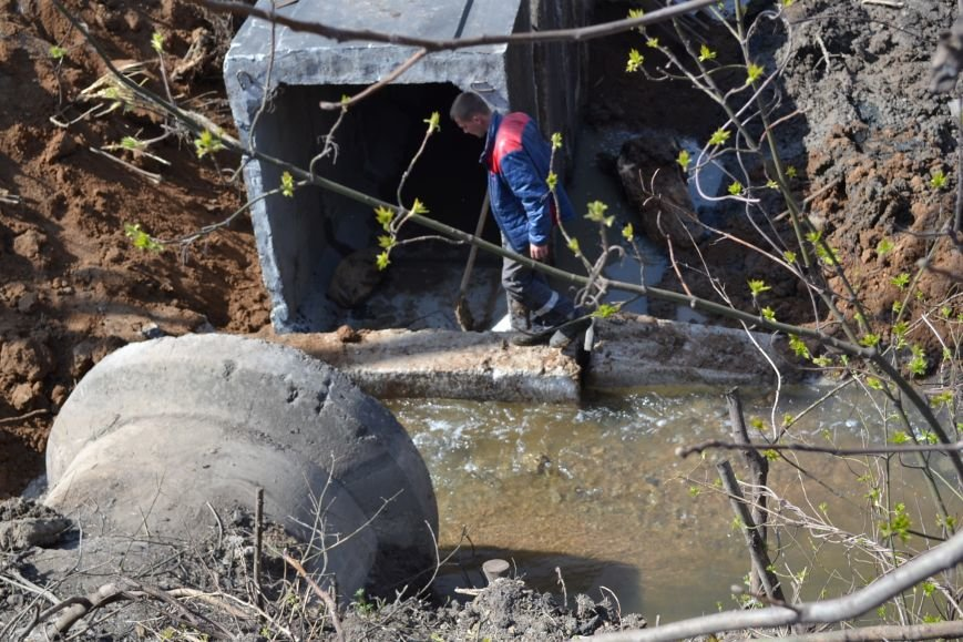 После расчистки пруда со стороны улицы Стрельникова в Кривом Роге разобьют сквер (ФОТО), фото-7