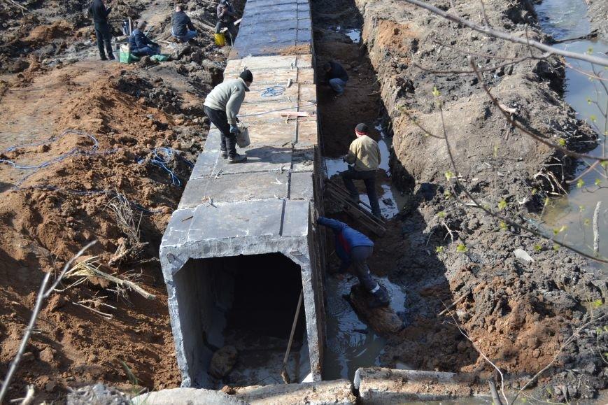 После расчистки пруда со стороны улицы Стрельникова в Кривом Роге разобьют сквер (ФОТО), фото-3