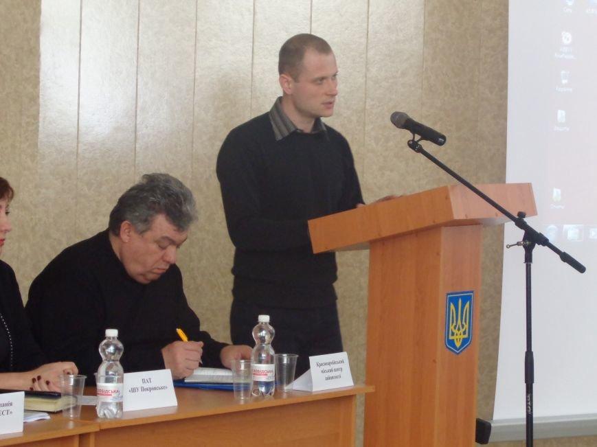 «Редкие» профессии и открытые вакансии: в ДонНТУ Красноармейска завершилась ярмарка вакансий (фото) - фото 7