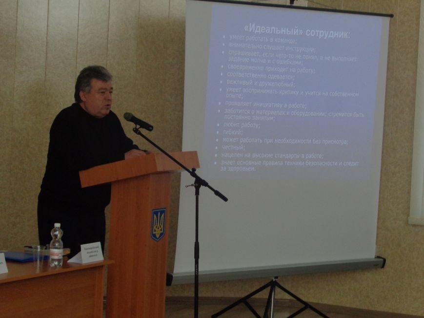 «Редкие» профессии и открытые вакансии: в ДонНТУ Красноармейска завершилась ярмарка вакансий (фото) - фото 3