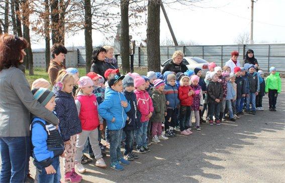 Кіровоградські поліцейські запросили свою майбутню зміну на екскурсію (ФОТОРЕПОРТАЖ) (фото) - фото 3