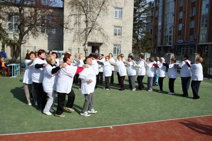 Как кременчужане во Всемирный День Здоровья с диабетом боролись (ФОТО), фото-1