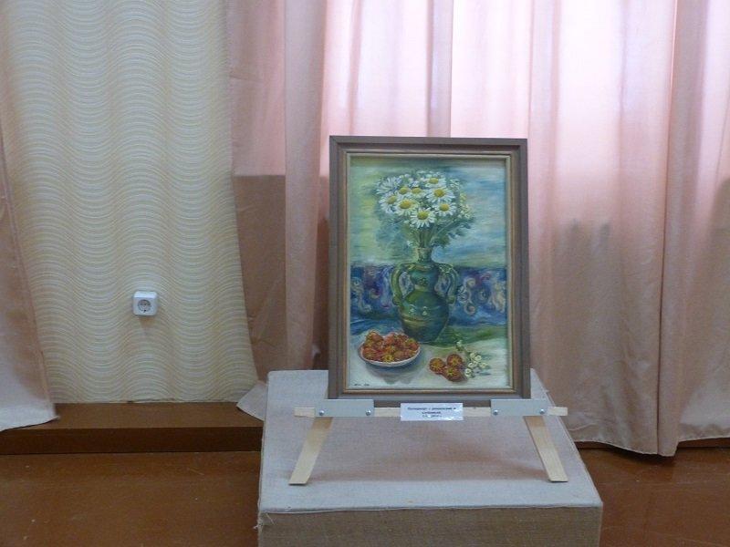 Сыктывкарская художница поделилась