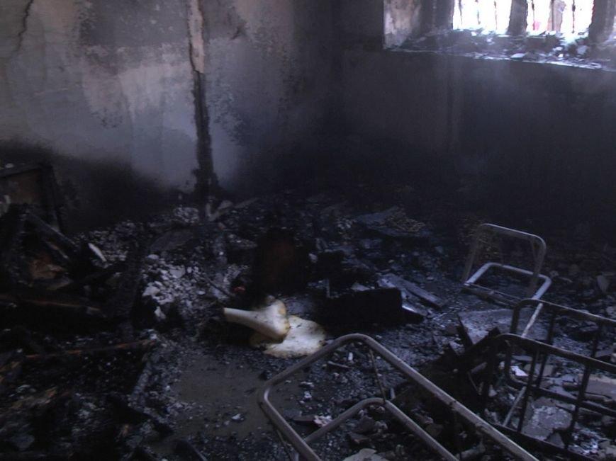 У центрі Хмельницького згоріла квартира (Фото) (фото) - фото 1