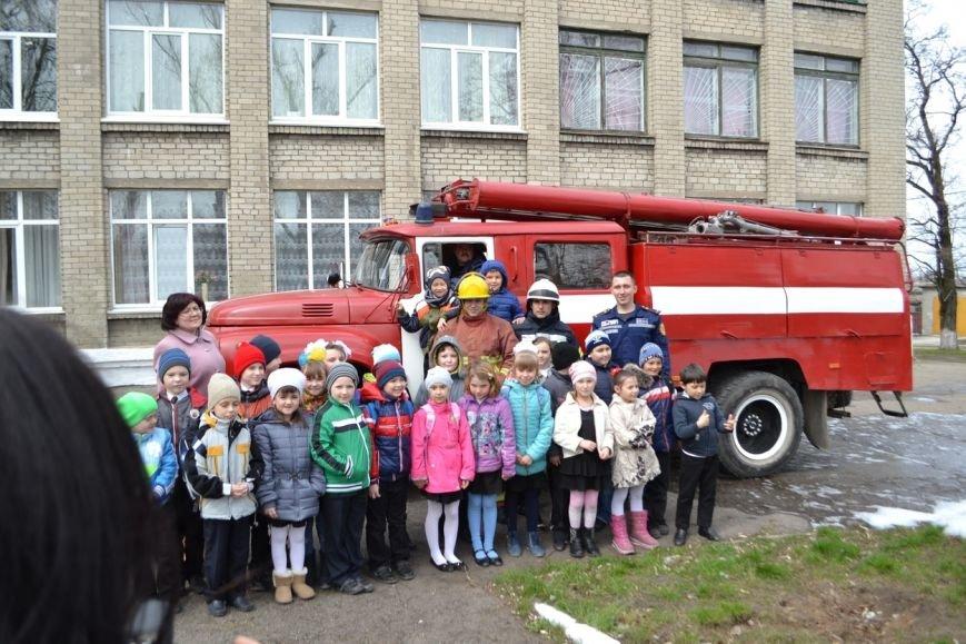 В Мариуполе эвакуировали детей из школы (ФОТО), фото-1