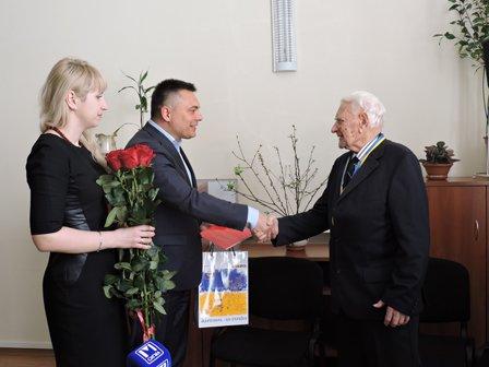 В Благовест жителю Мариуполя исполнилось 100 лет (ФОТО) (фото) - фото 2
