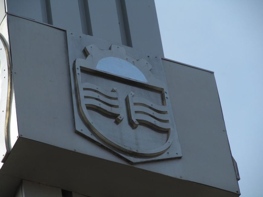 В Кременчуге сняли «серп и молот» на площади Независимости (фото и видео), фото-10