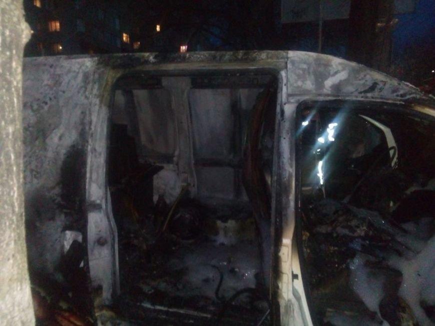 У центрі Черкас згорів кавовий автомобіль (ФОТО, ВІДЕО), фото-4