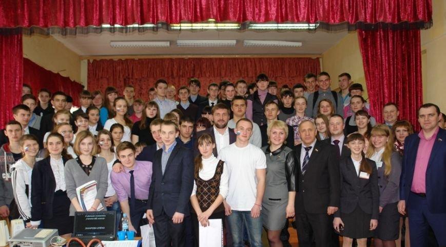 Виталий Минаков провел студенческий форум «Вместе против наркотиков» (фото) - фото 4
