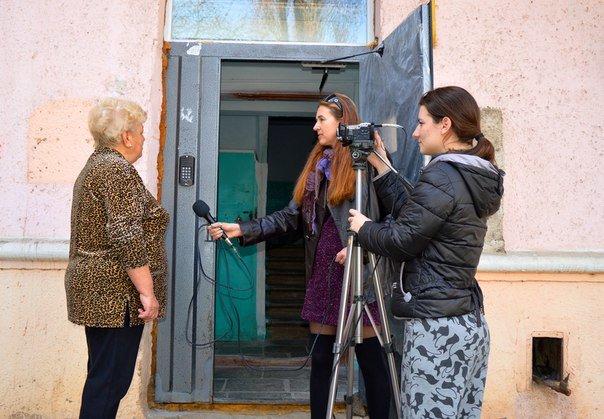 В Черноморске идёт ремонт подъездов (фото) - фото 8