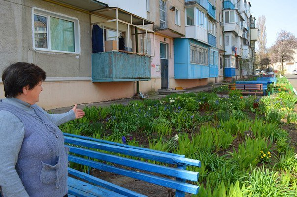 В Черноморске идёт ремонт подъездов (фото) - фото 1