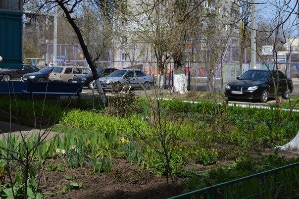 В Черноморске идёт ремонт подъездов (фото) - фото 3