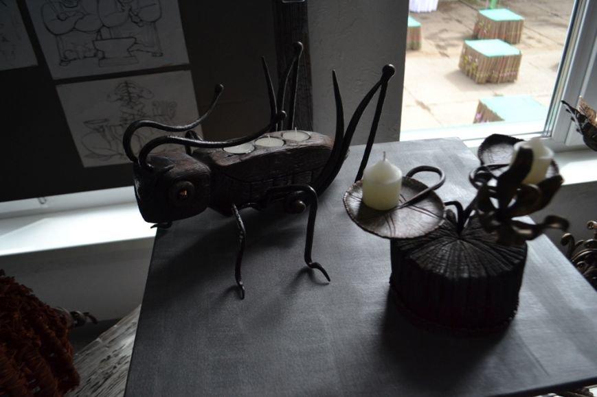 У Рівному відкрилася перша в Україні арт-галерея сучасного ковальства [ФОТО], фото-3