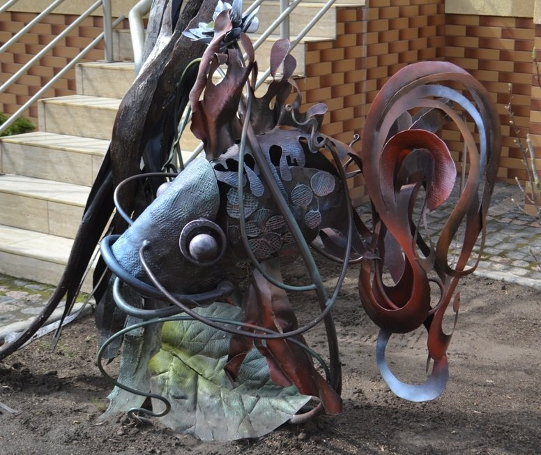 У Рівному відкрилася перша в Україні арт-галерея сучасного ковальства [ФОТО], фото-10