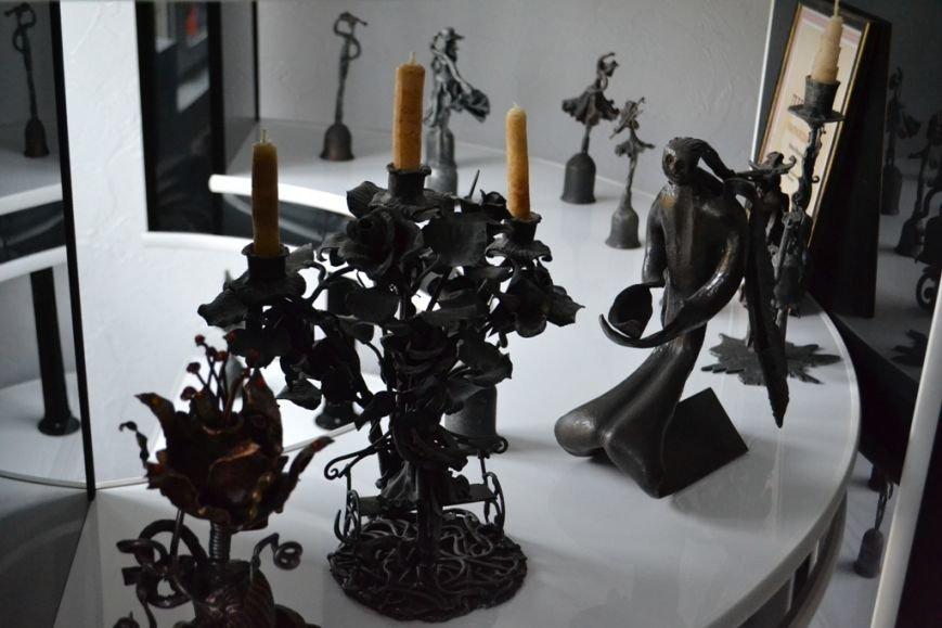 У Рівному відкрилася перша в Україні арт-галерея сучасного ковальства [ФОТО], фото-1