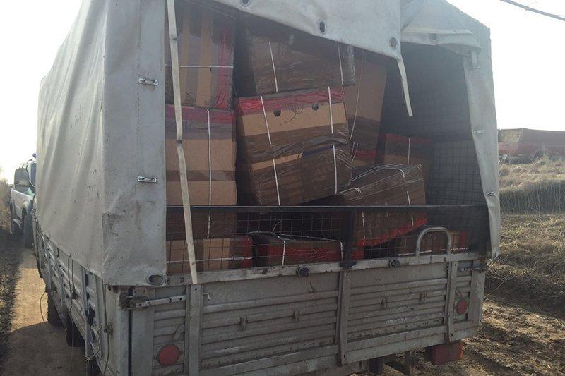 Белгородские пограничники задержали «сырных» контрабандистов, фото-1