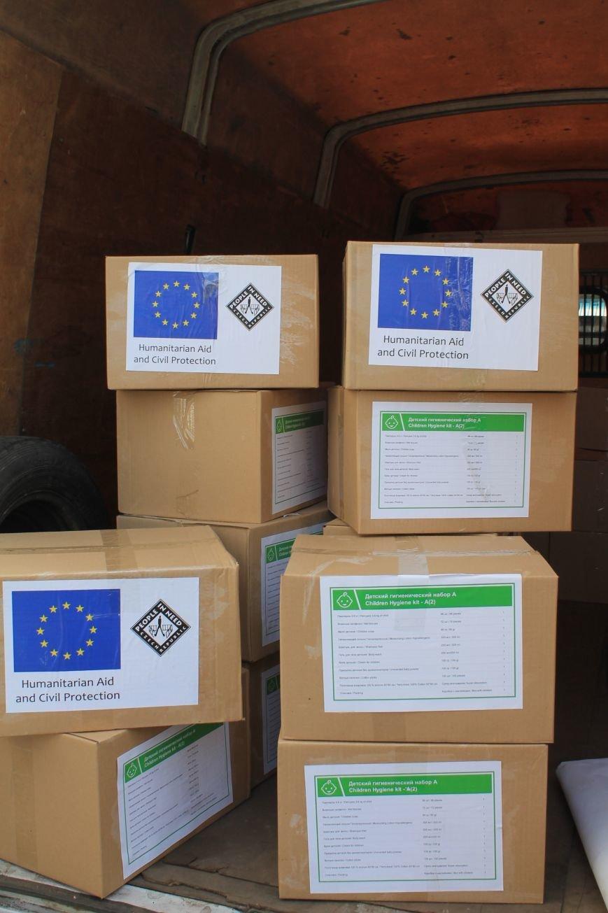 В Бахмуте будущие и новоиспеченные мамочки получили гуманитарную помощь, фото-1