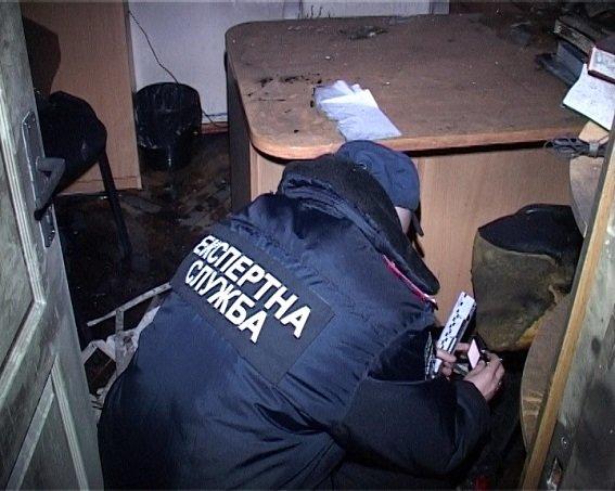 Полиция расследует поджог кабинета судьи Голосеевского суда (ФОТО) (фото) - фото 1