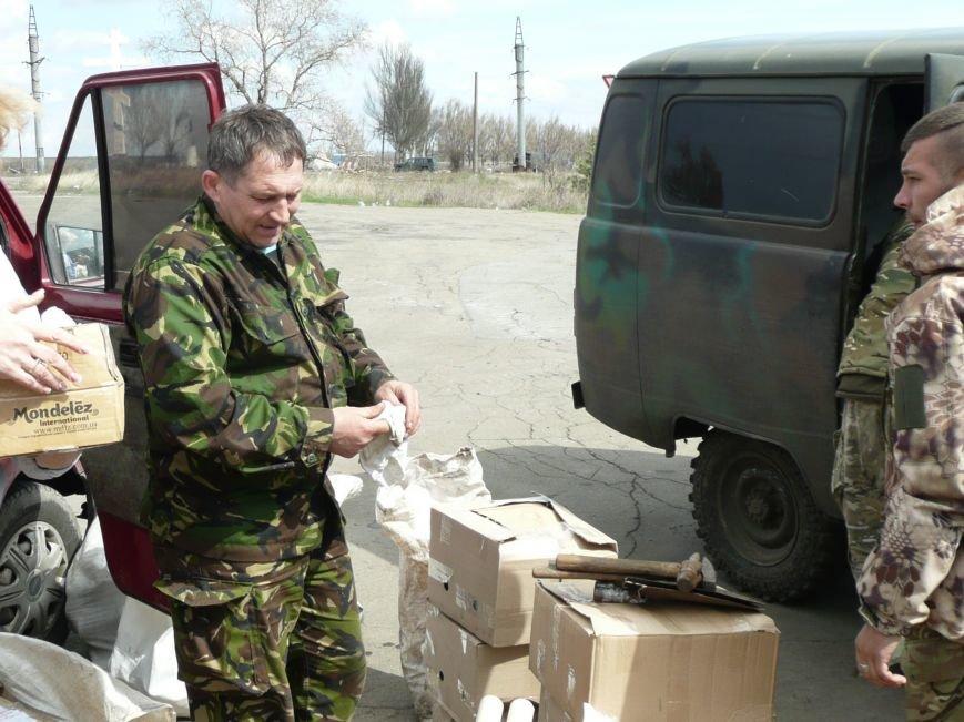 Олександрійські волонтери: доба в дорозі заради допомоги військовим. ФОТО (фото) - фото 1