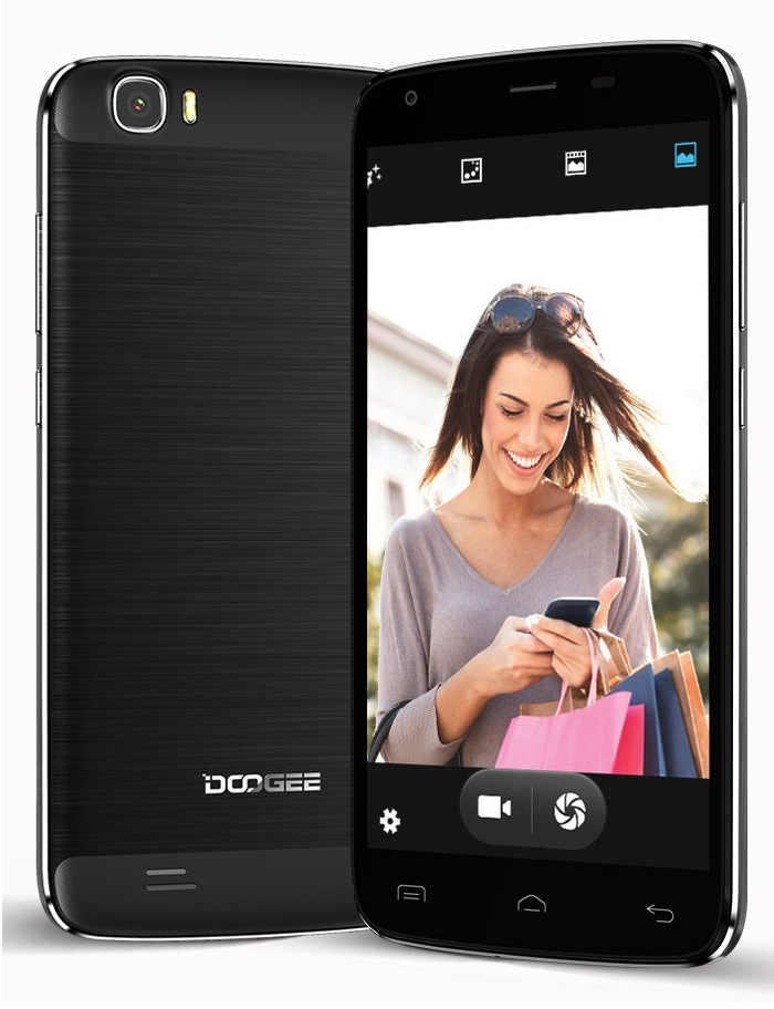 Смартфоны Doogee хороший конкурент Lenovo (фото) - фото 3