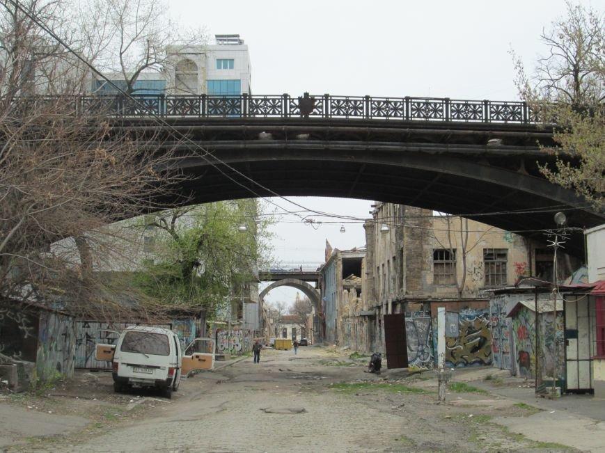 147e93e67194a4703a2def2eb325c5d6 В центре Одессы мусорная свалка шокирует туристов