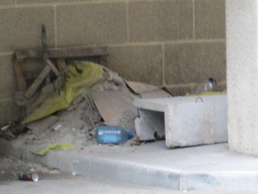 a53d3793dab7abb04ab90e53796cca45 В центре Одессы мусорная свалка шокирует туристов