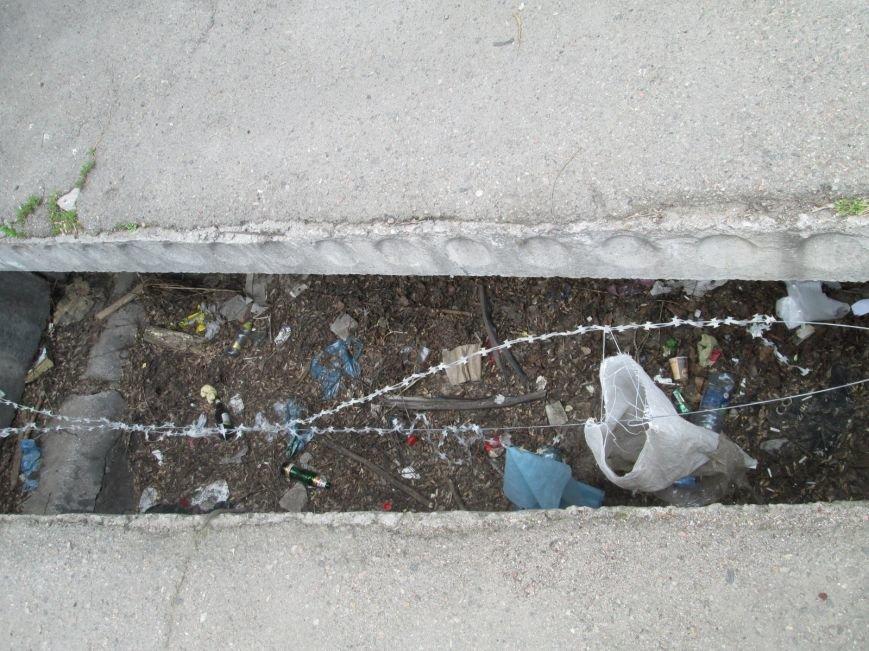 ab282aa6db6ee0e522ca31c7986ba122 В центре Одессы мусорная свалка шокирует туристов