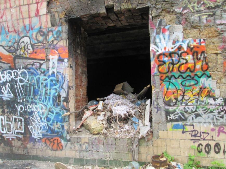 db5dcca4c8ae606630af67d8cec9ff0a В центре Одессы мусорная свалка шокирует туристов