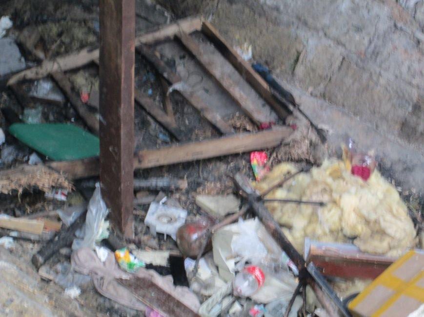 fe6a36d817169865c9f8d194b71d8ea3 В центре Одессы мусорная свалка шокирует туристов