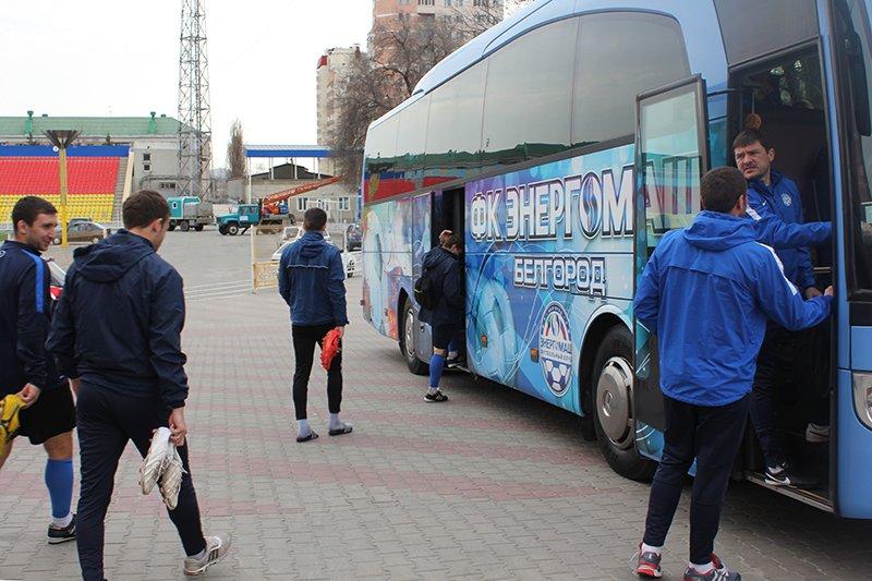 48 часов до старта. В Белгород возвращается большой футбол, фото-2
