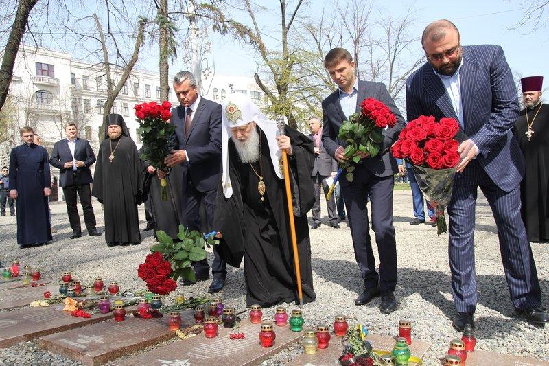 Что делал патриарх Филарет в Днепропетровске (ФОТО) (фото) - фото 15