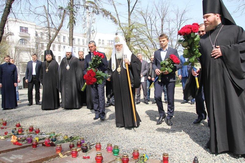 Что делал патриарх Филарет в Днепропетровске (ФОТО) (фото) - фото 14