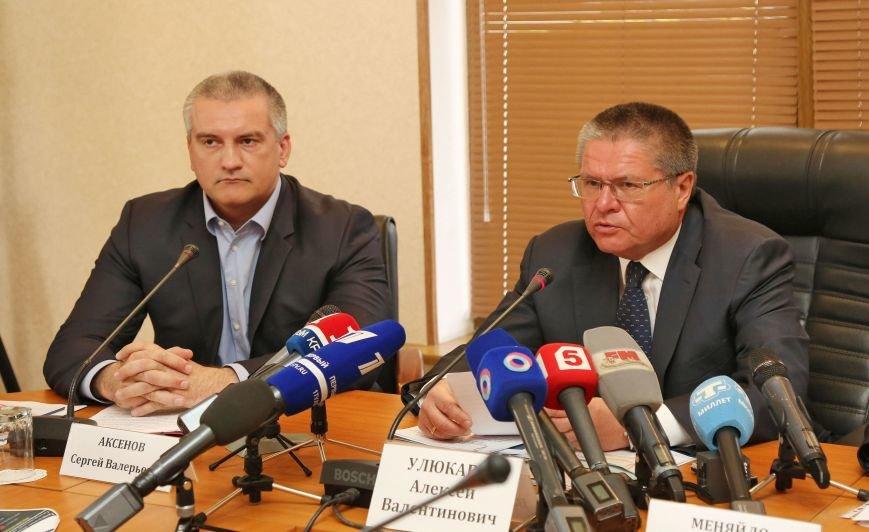 В Крыму создана Дирекция по управлению ФЦП, – Аксёнов (ФОТО) (фото) - фото 1