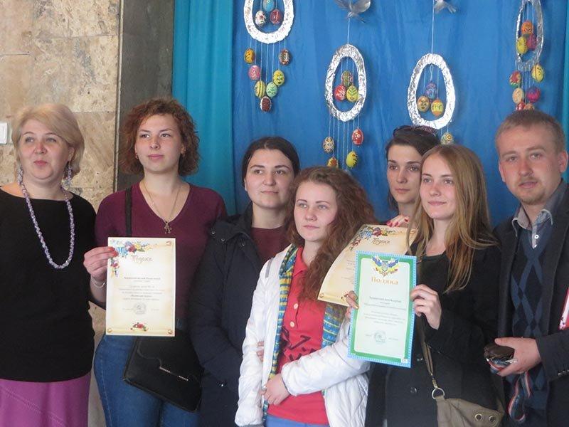 Виставка писанок відкрилася у Черкаському Палаці молоді (ФОТО), фото-1