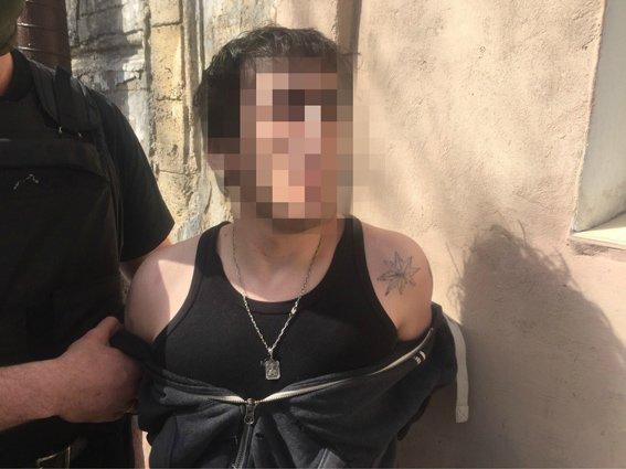 Одесские полицейские задержали криминального авторитета (фото) - фото 1