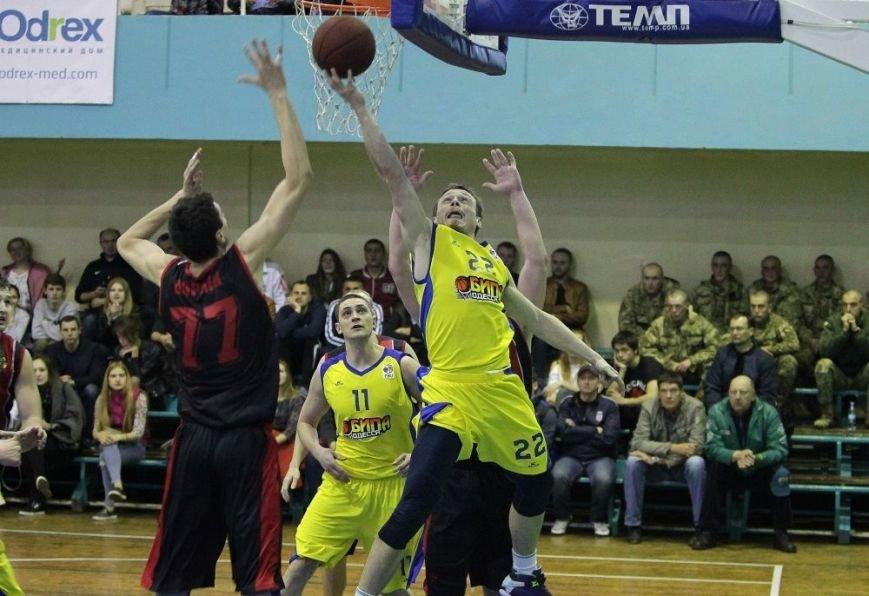 Криворожские баскетболисты вышли в полуфинал Суперлиги Фаворит Спорт (ФОТО) (фото) - фото 1