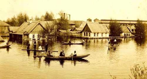 Наводнения и потопы в Днепропетровске: как это было (фото) - фото 2