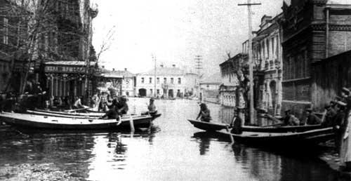 Наводнения и потопы в Днепропетровске: как это было (фото) - фото 1