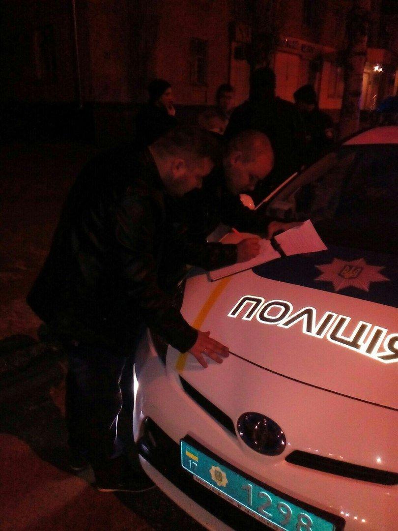 В Кременчуге активисты «Drive Help KremenЪ» помогли патрульным поймать пьяного водителя (ФОТО), фото-1