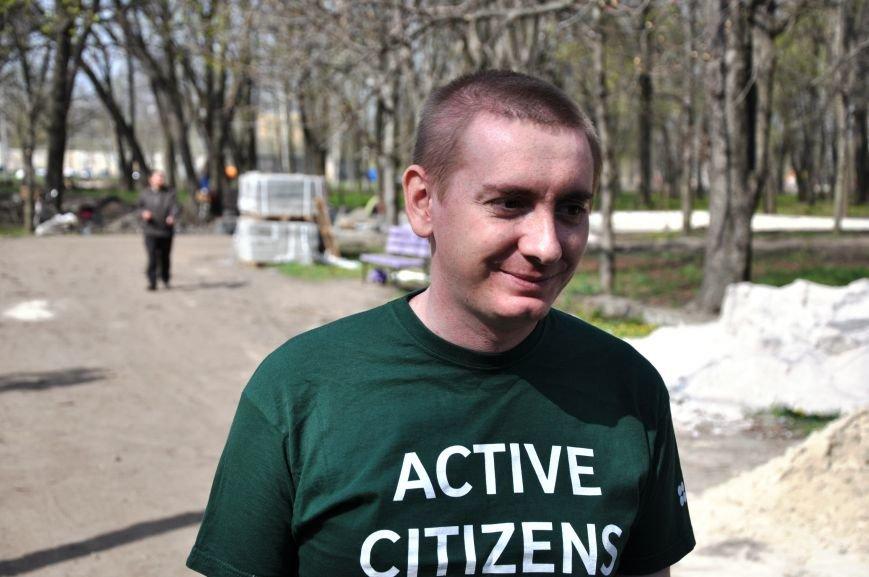 Краматорск присоединился к всемирной акции «Дерево мира», фото-4