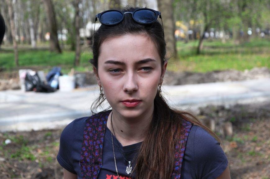 Краматорск присоединился к всемирной акции «Дерево мира», фото-5