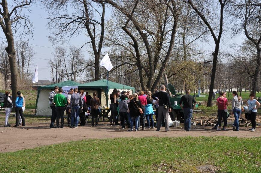 Краматорск присоединился к всемирной акции «Дерево мира», фото-1