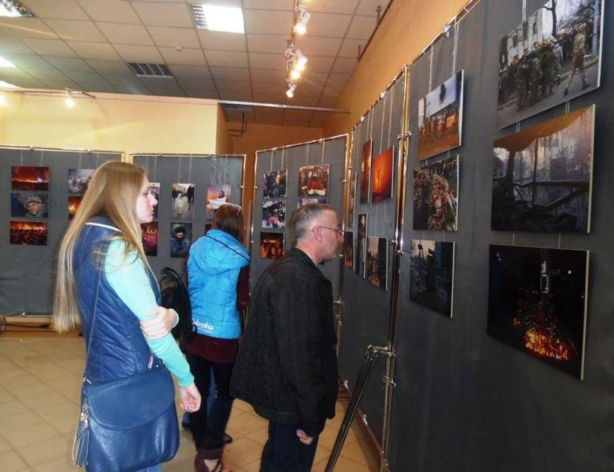 В Бердянском художественном музее открылась фотовыставка, фото-1