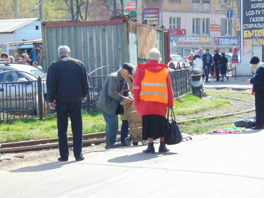 В Мариуполе ревизор ТТУ и полицейский боролись за безопасность горожан (ФОТО+ВИДЕО) (фото) - фото 2