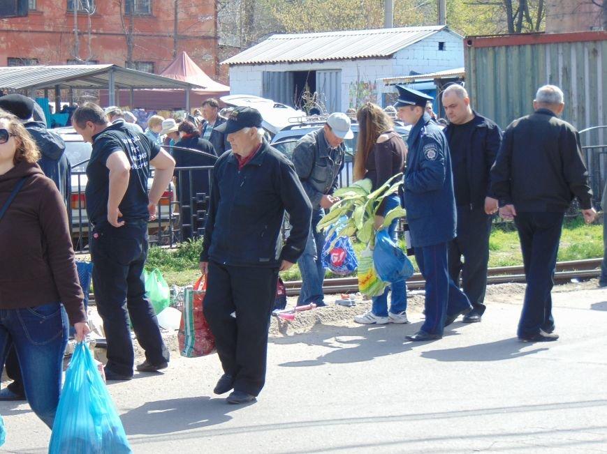 В Мариуполе ревизор ТТУ и полицейский боролись за безопасность горожан (ФОТО+ВИДЕО) (фото) - фото 3