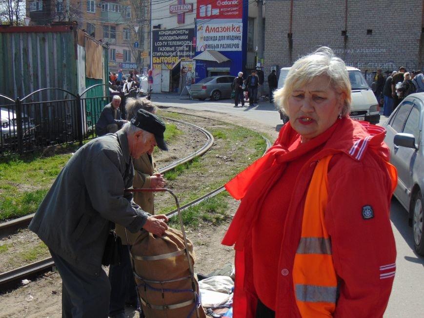 В Мариуполе ревизор ТТУ и полицейский боролись за безопасность горожан (ФОТО+ВИДЕО) (фото) - фото 1
