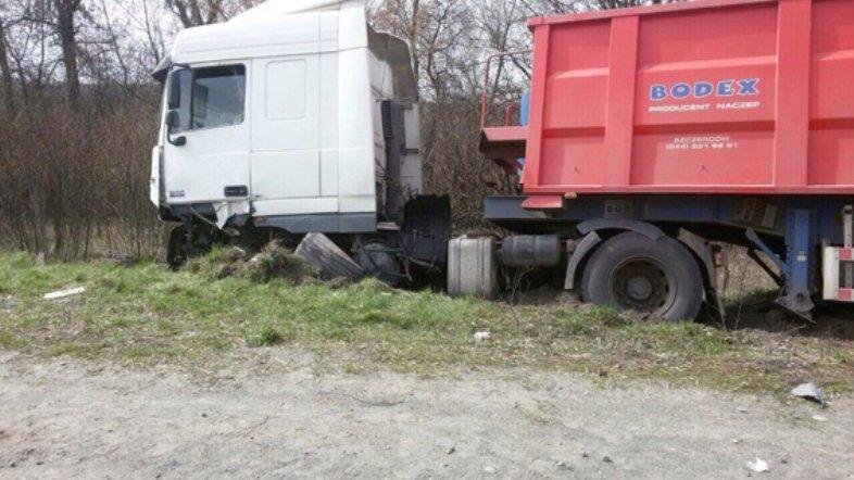 У ДТП на Хмельниччині загинула жінка-водій (Фото) (фото) - фото 1